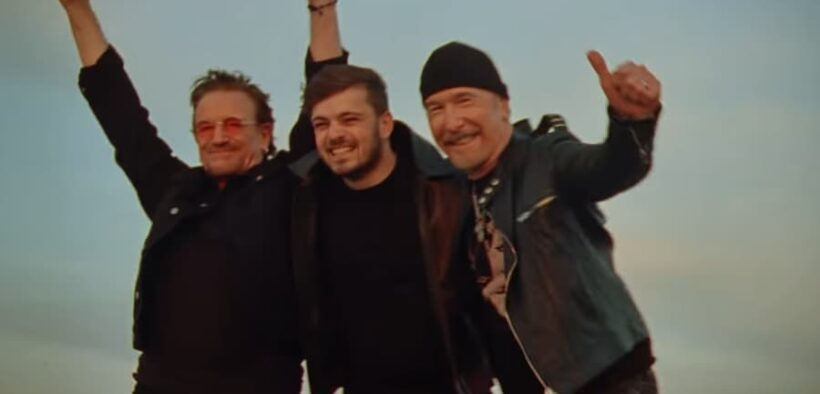 Martin Garrix feat. Bono The Edge We Are The People UEFA EURO 2020 Song Official Video 1 52 screenshot 1