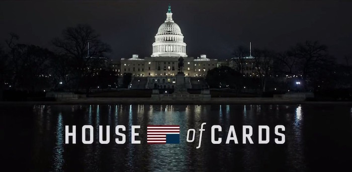Netflix 11 House of cards